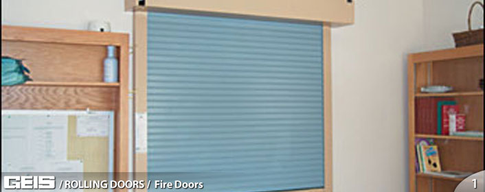 Commercial Fire Doors from GEIS in Milwaukee