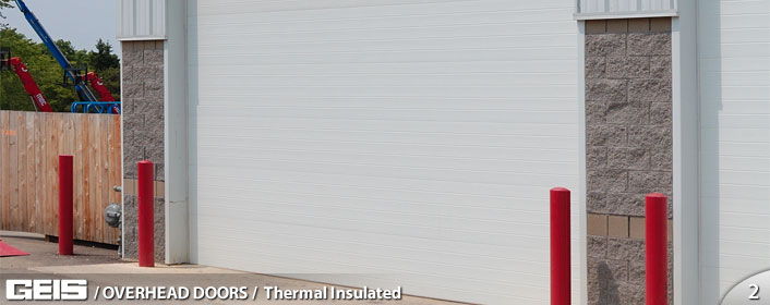 Thermal Insulated Overhead Doors Geis Garage Doors