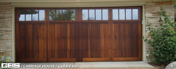 Geis Garage Door Repaircessed Panel Steel Panel Geis Garage Doors
