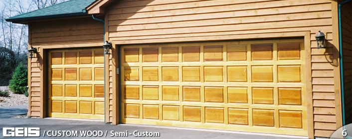 Milwaukee Custom Garage Door Installation
