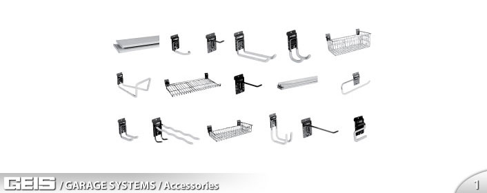 Garage Systems -  Accessories from GEIS in Milwaukee