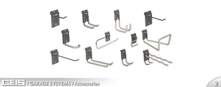 Garage Systems - Accessories from GEIS in Milwaukeee